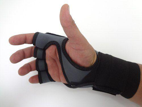 Luvas Bandagem de Gel - Unissex - Fheras  - Loja do Competidor