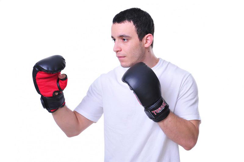 Luvas Bate Saco - Fight Pro - Toriuk - Frete Grátis