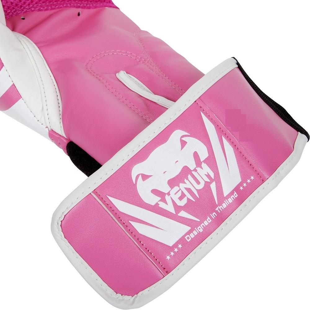 Luvas Boxe / Muay Thai - Challenger 2.0 - Rosa - Venum  - Loja do Competidor