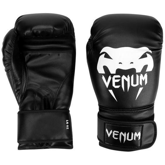 Luvas Boxe Muay Thai - Contender - Preto - Venum -  - Loja do Competidor