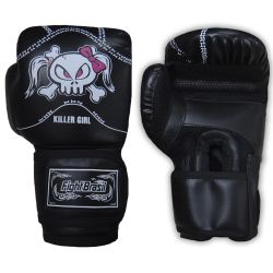 Luvas Boxe / Muay Thai - New Killer Girl - FBR - 10/12/14 OZ  - Loja do Competidor