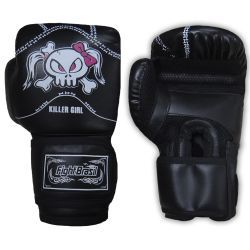 Luvas Boxe / Muay Thai - New Killer Girl - FBR - 10/12/14 OZ  - Loja do Competidor