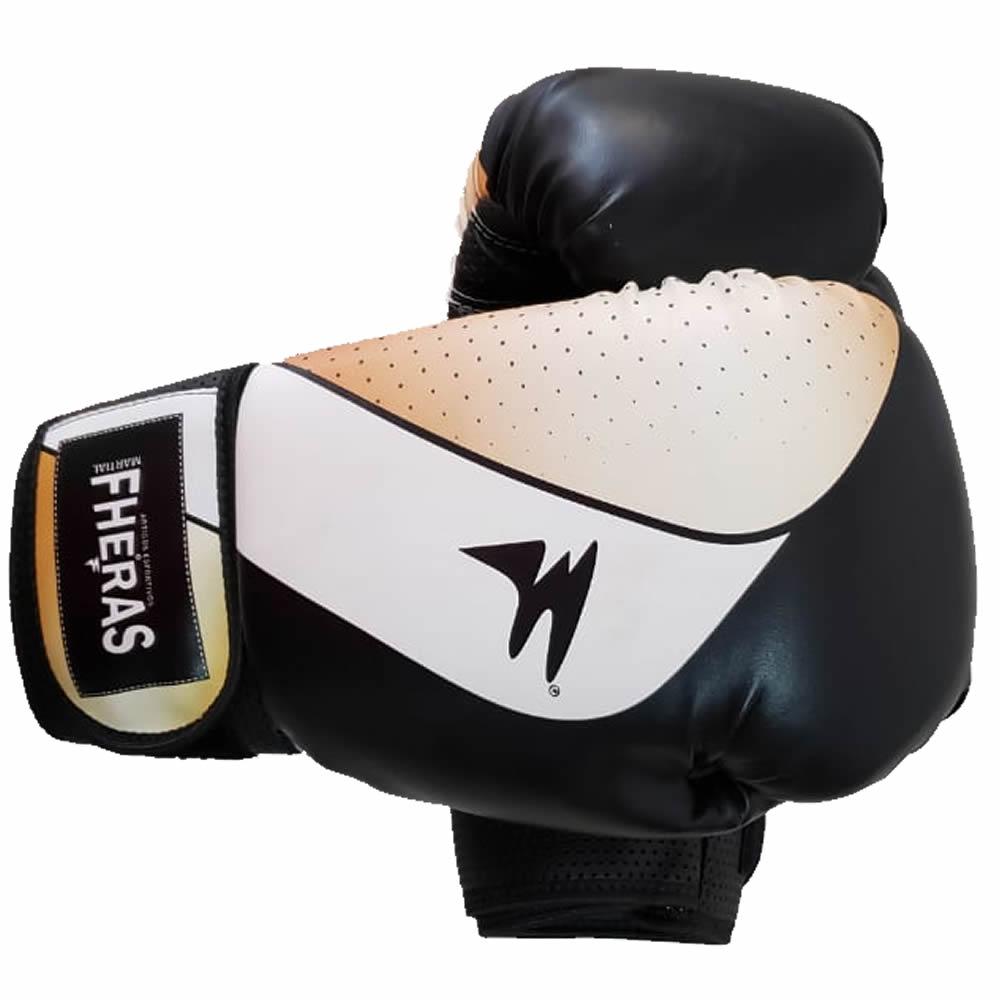 Luvas Boxe Muay Thai Top Horus - Fheras - 10/ 12 / 14 OZ  - Loja do Competidor