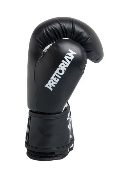 Luvas Boxe / Muay Thai - Training Series - Preto - Pretorian - 10/12/14/16 OZ -  - Loja do Competidor