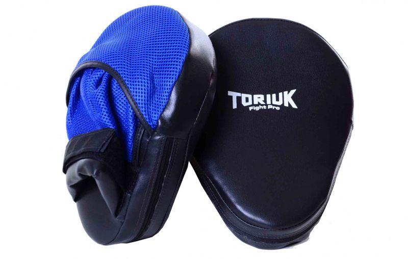 Luvas de Foco / Manopla de Soco - Fight Pro Toriuk - Par  - Loja do Competidor