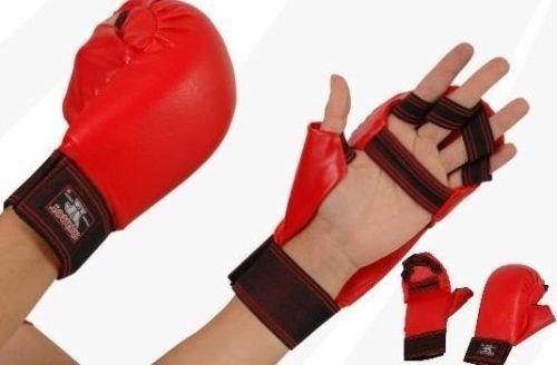 Luvas Karatê - Competição - Shiroi  - Loja do Competidor