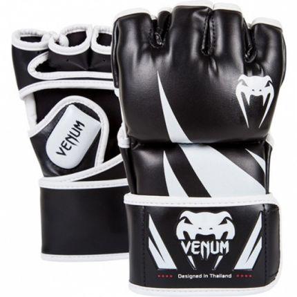 Luvas MMA - Challenger - Com proteção do Polegar - Venum .