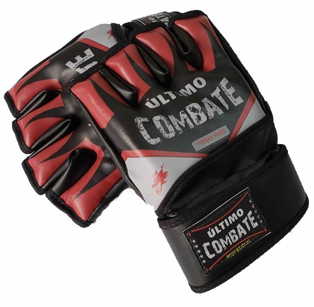 Luvas MMA e Grappling - Fight Pro - Garras - Sem Polegar - UC