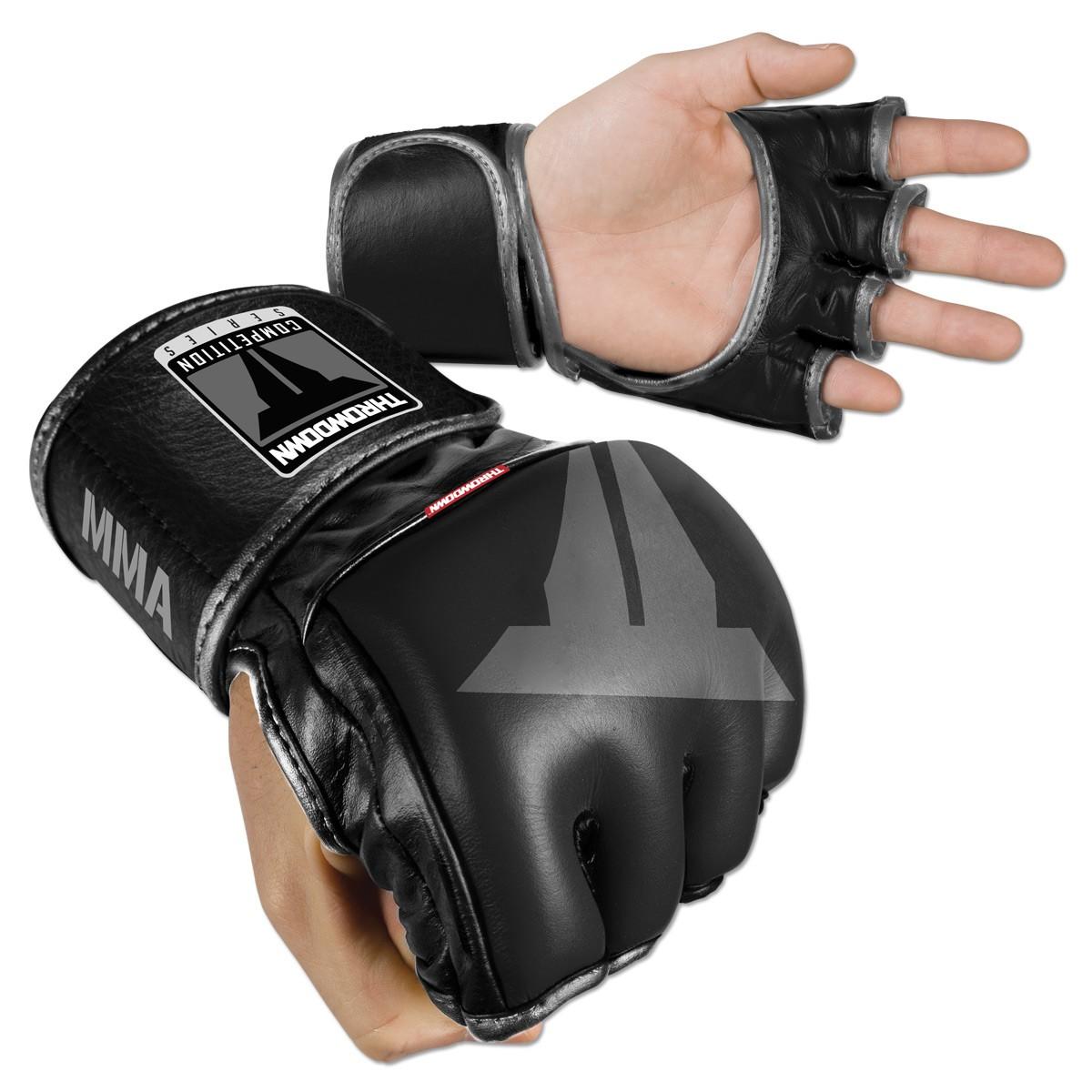 Luvas MMA - Phenom - Sem proteção do Polegar - Throwdown .