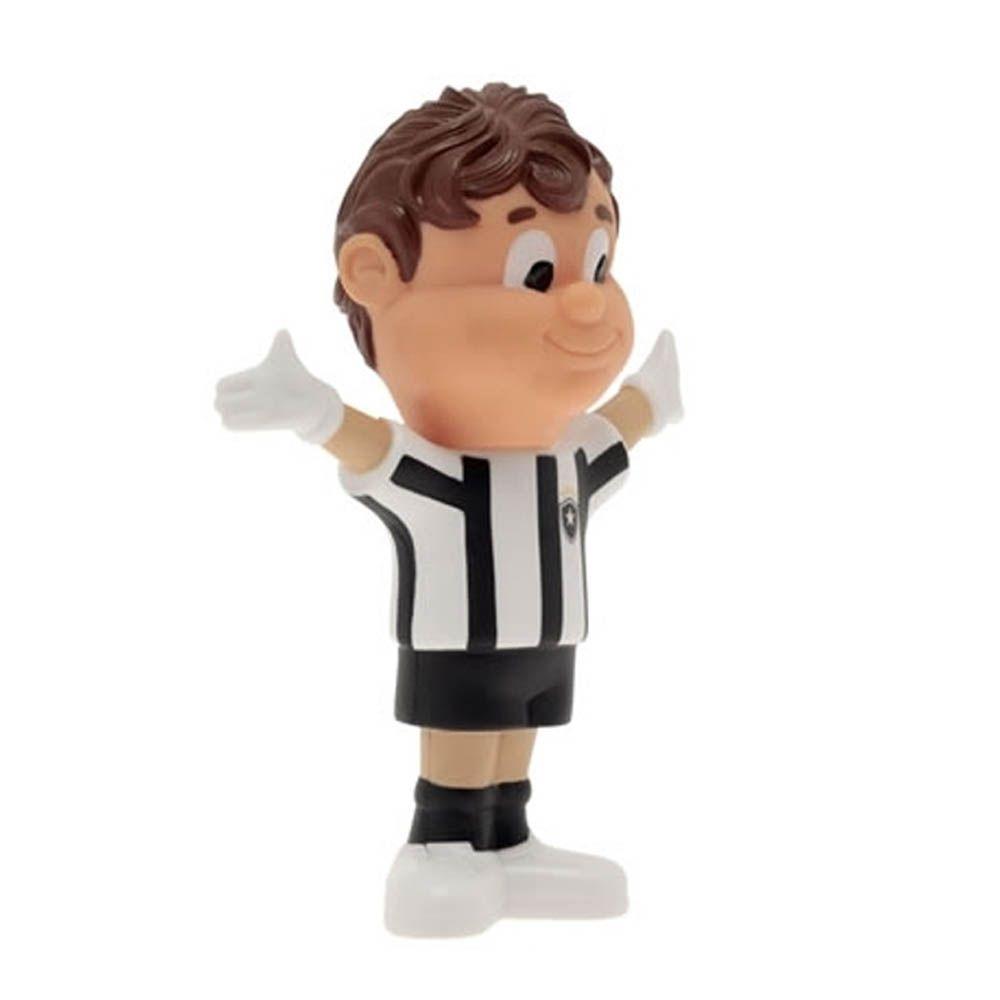Mascote de Plástico - Oficial - Botafogo - 15x20 cm - Mania