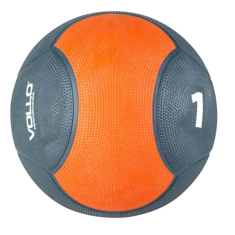 Medicine Ball para Artes Marciais / Treino Funcional / Fitness - 1KG - Vp1001 - Vollo