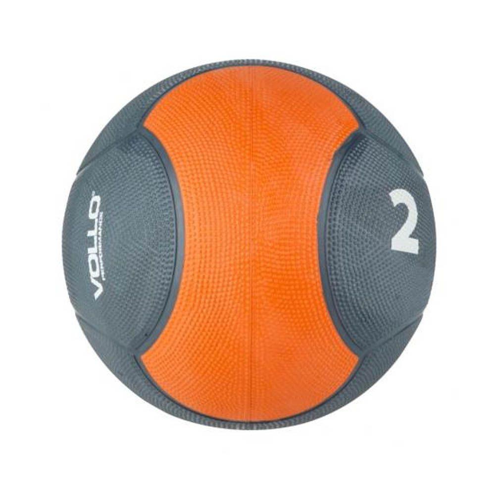 Medicine Ball para Artes Marciais / Treino Funcional / Fitness - 2KG - Vp1002 - Vollo  - Loja do Competidor