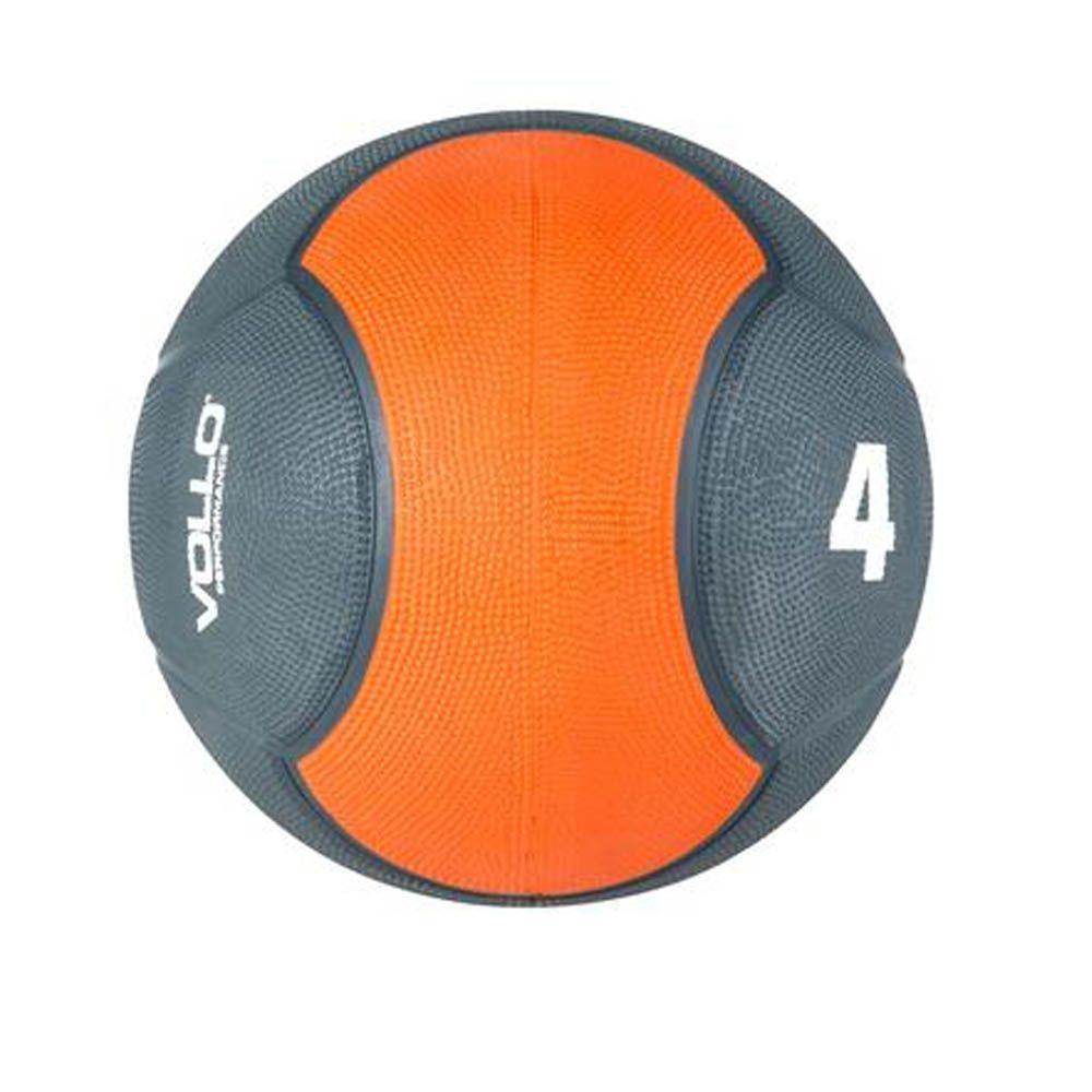 Medicine Ball para Artes Marciais / Treino Funcional / Fitness - 4KG - Vp1004 - Vollo