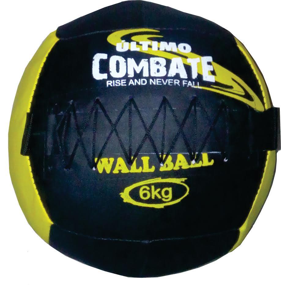 Medicine Ball / Wall Ball  - Crossfit / Treinamento Funcional / Fitness - Diversos Pesos  - Loja do Competidor
