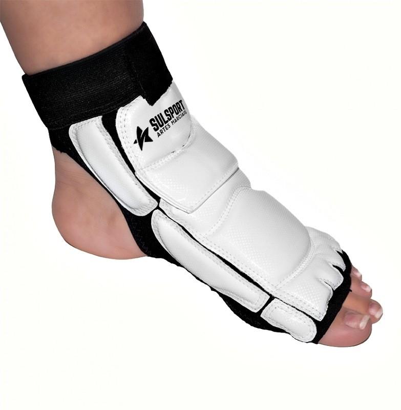 Meia Protetor de Pé - Taekwondo - WTF - Sulsport .