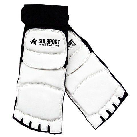 Meia Protetor de Pé - Taekwondo - WTF Oficial CBTKD - Sulsport  - Loja do Competidor