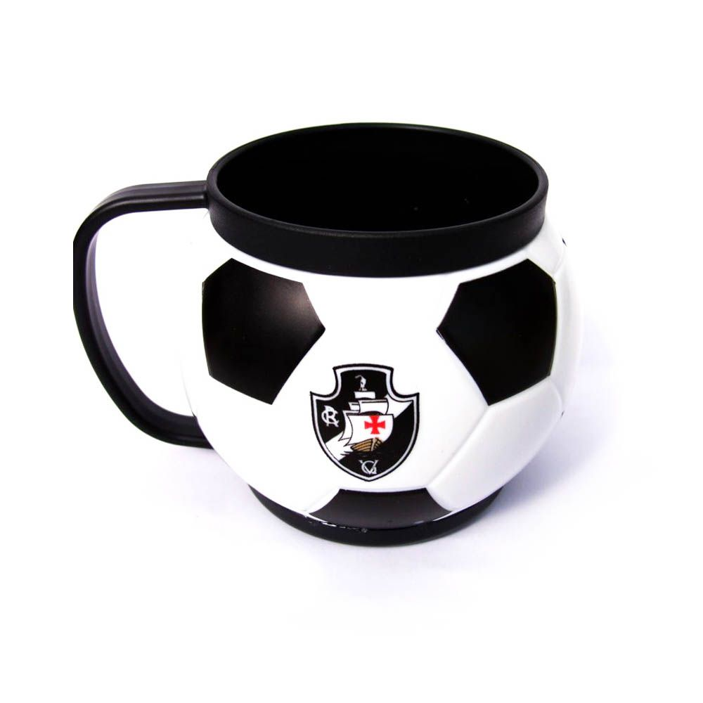 Mini Caneca / Mugball-  200 ml- Vasco - Pentagol