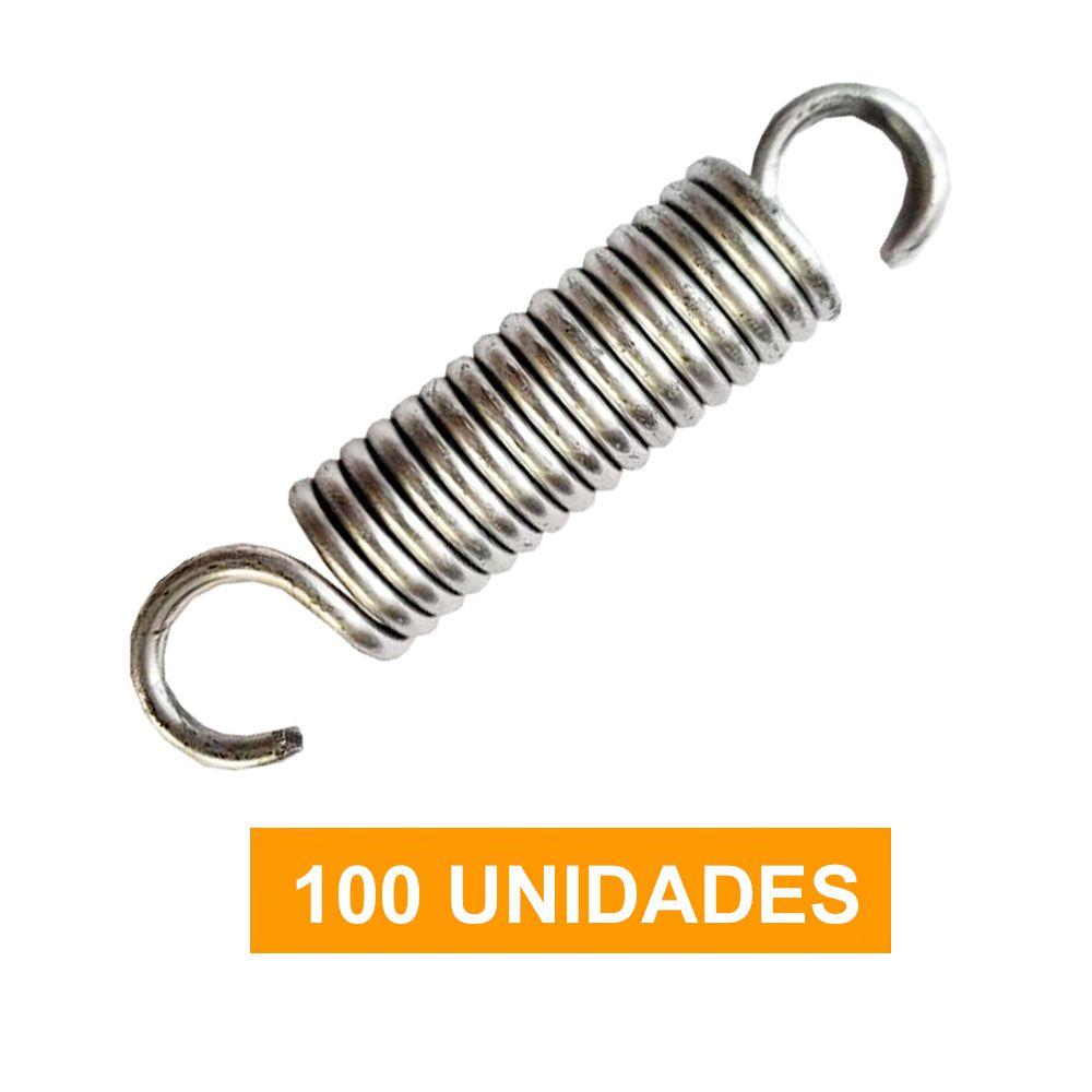 Molas para Mini Jump Trampolim Cama Elástica de Academia - 100 unids