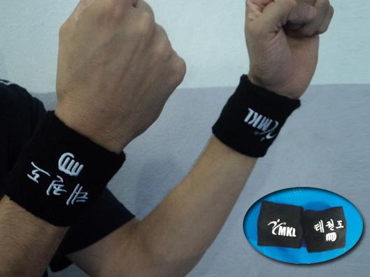 Munhequeira - Taekwondo - MKL