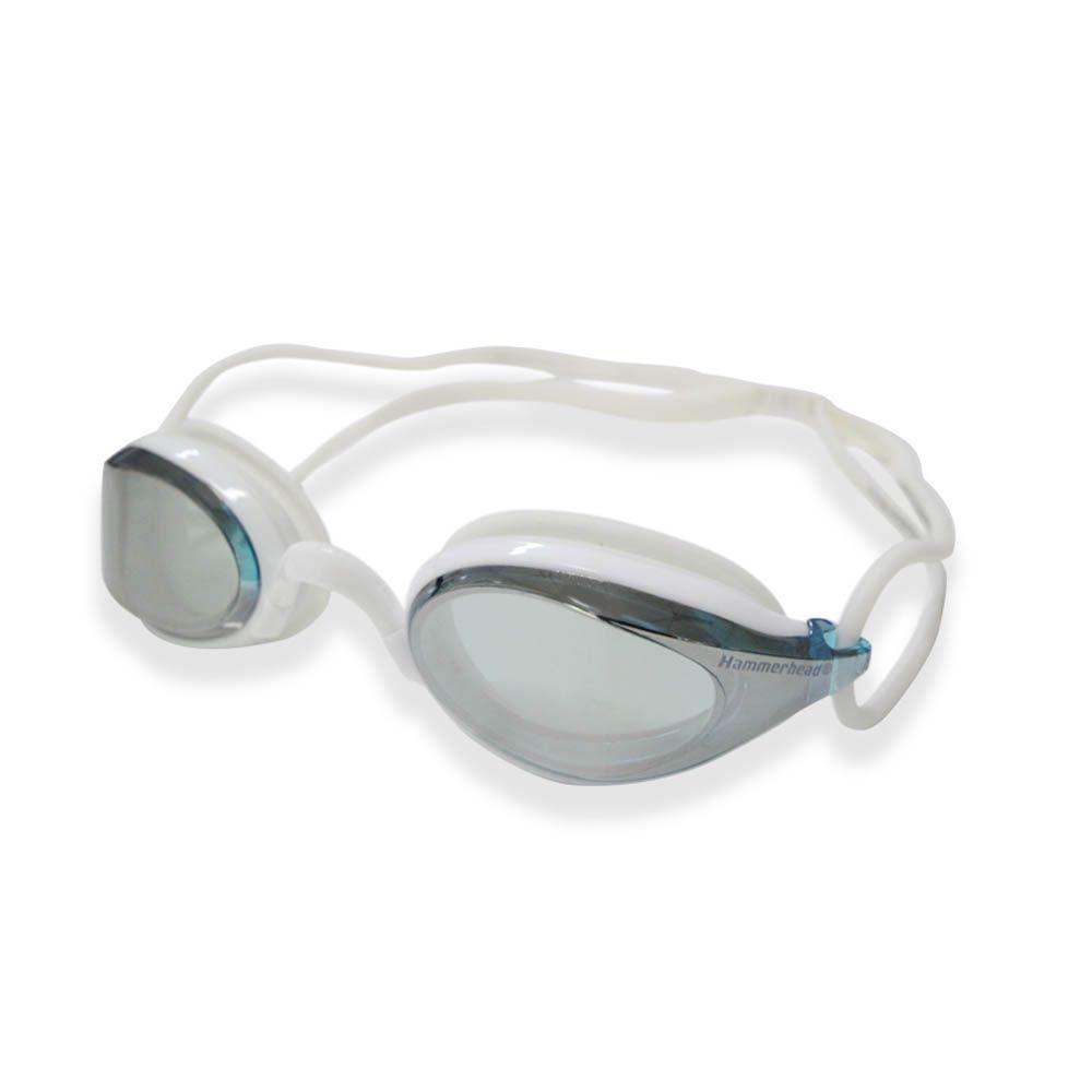 Óculos de Natação com Narigueira Aquatech Mirror - Hammerhead - Unid