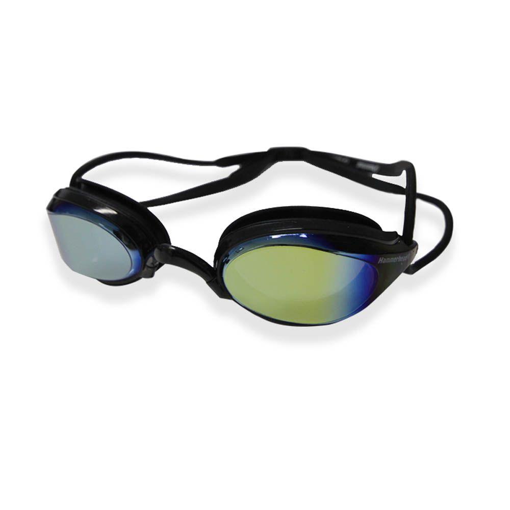 Óculos de Natação com Narigueira Aquatech Mirror - Hammerhead - Unid  - Loja do Competidor