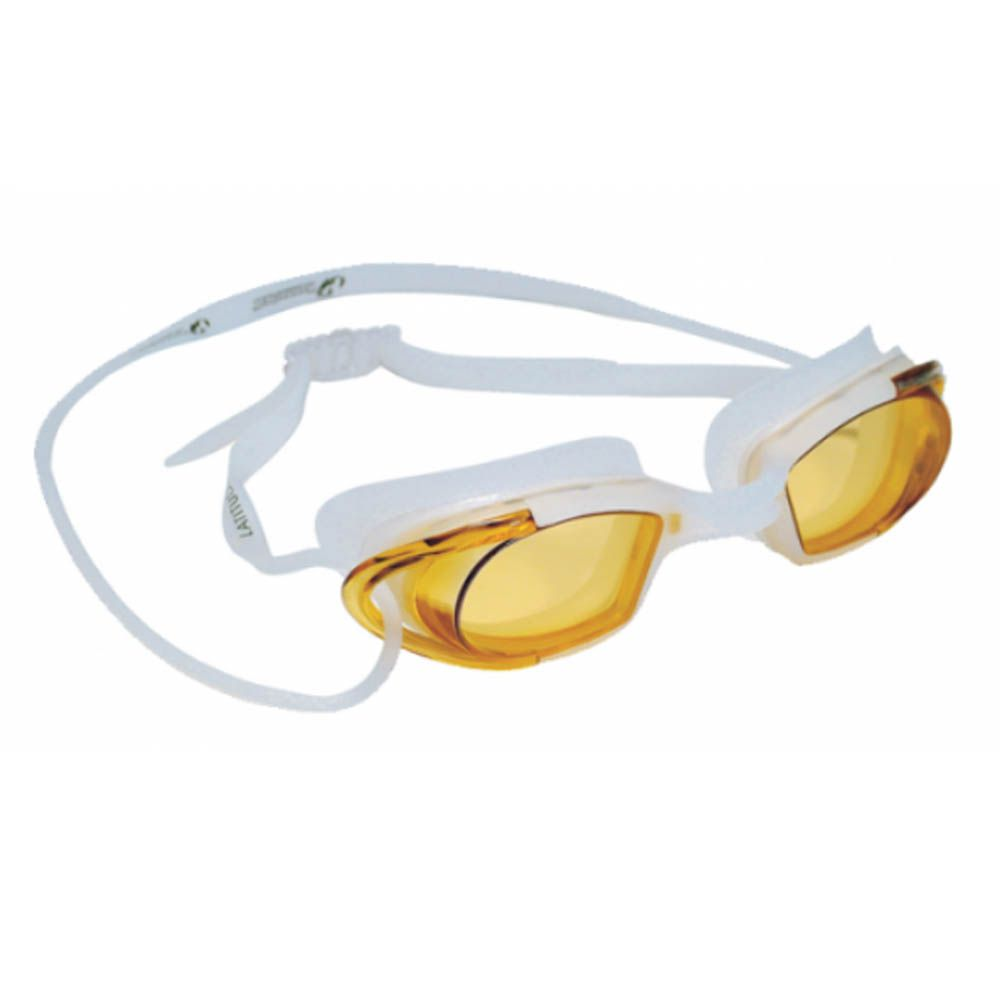 Óculos de Natação com Narigueira Latitude - Hammerhead - Unid