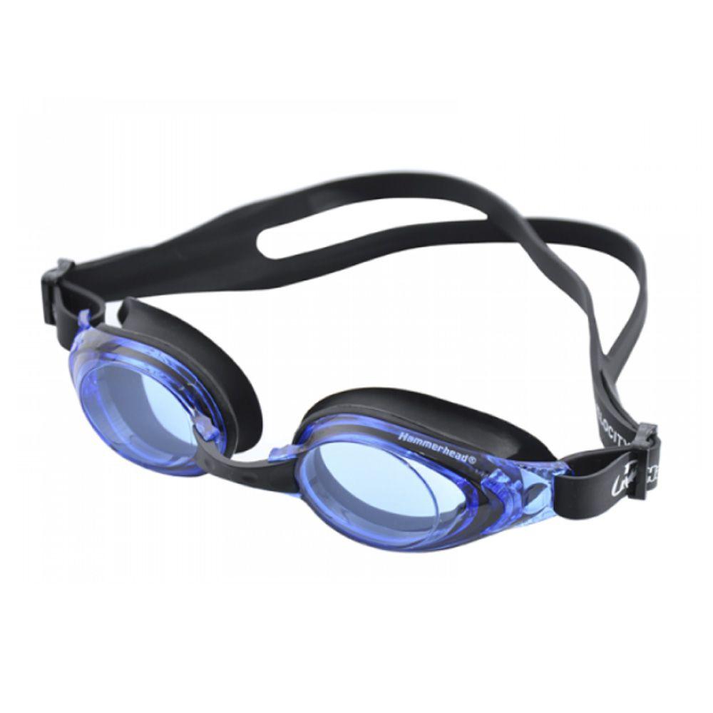 Óculos de Natação com Narigueira Velocity 4.0 - Hammerhead - Unid