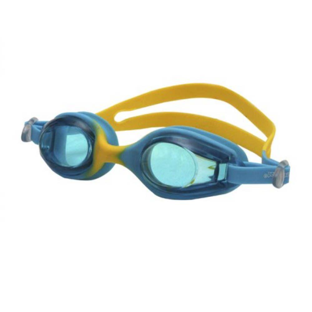 Óculos de Natação - Flash - Júnior - Amarelo/Azul- Hammerhead