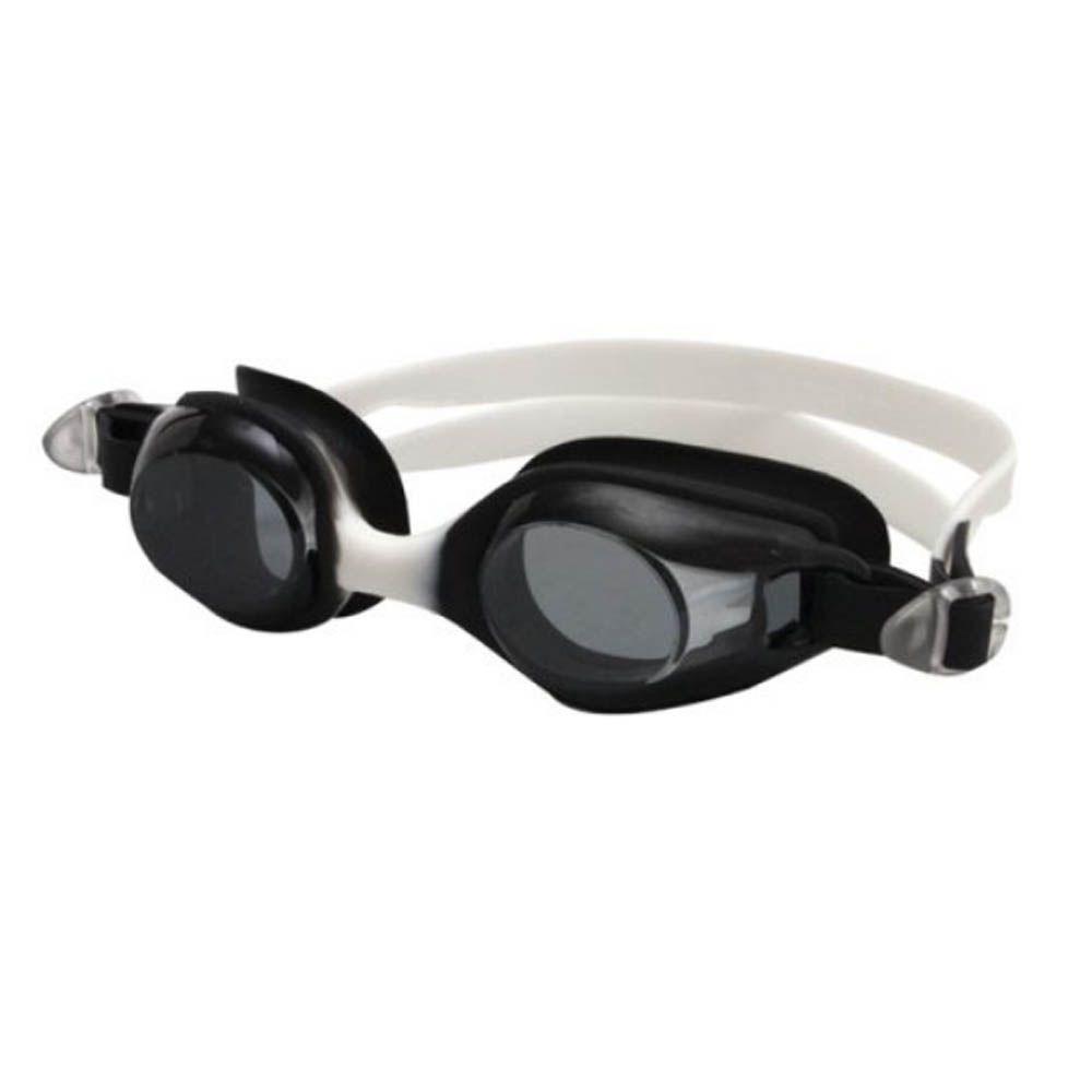 Óculos de Natação - Flash - Júnior - Preto/Branco- Hammerhead