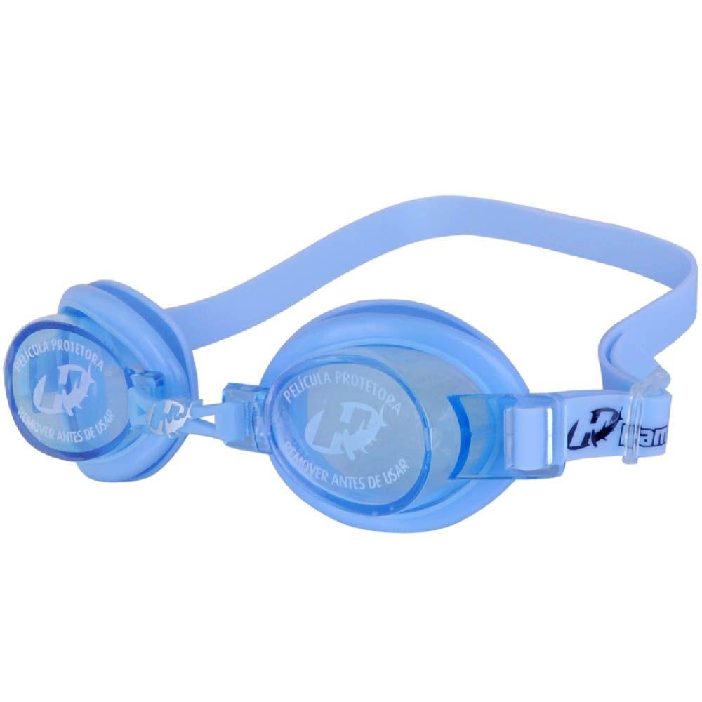 Óculos de Natação- Focus 1.0 - Júnior- Hammerhead - Azul - Unid