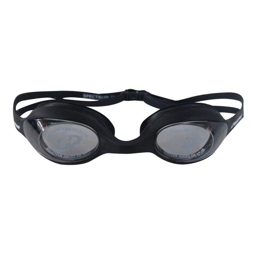 Óculos de Natação - Spectrum - Júnior - Preto - Hammerhead  - Loja do Competidor