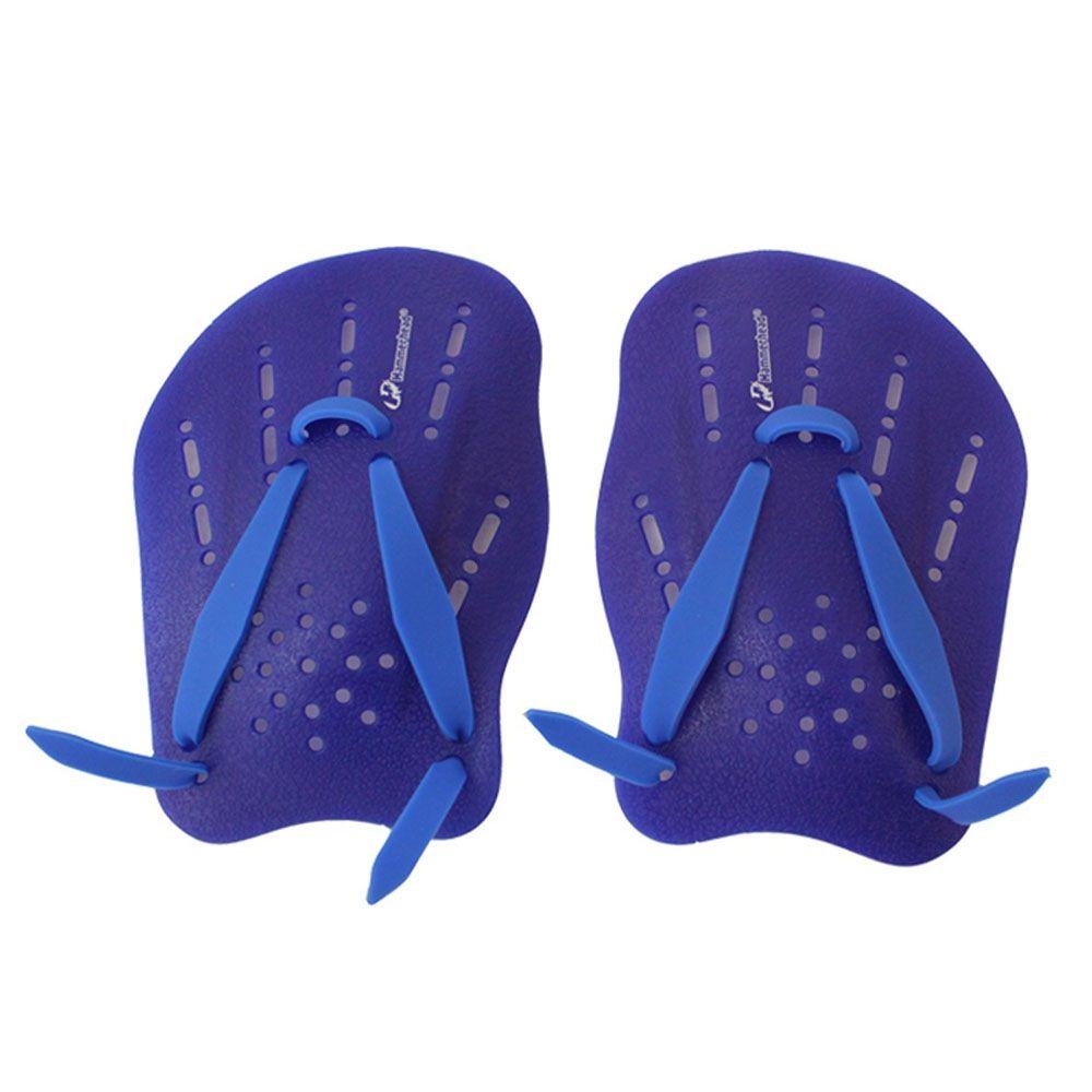 Palmar de Natação - Elite Hand Paddle II - Azul - Hammerhead