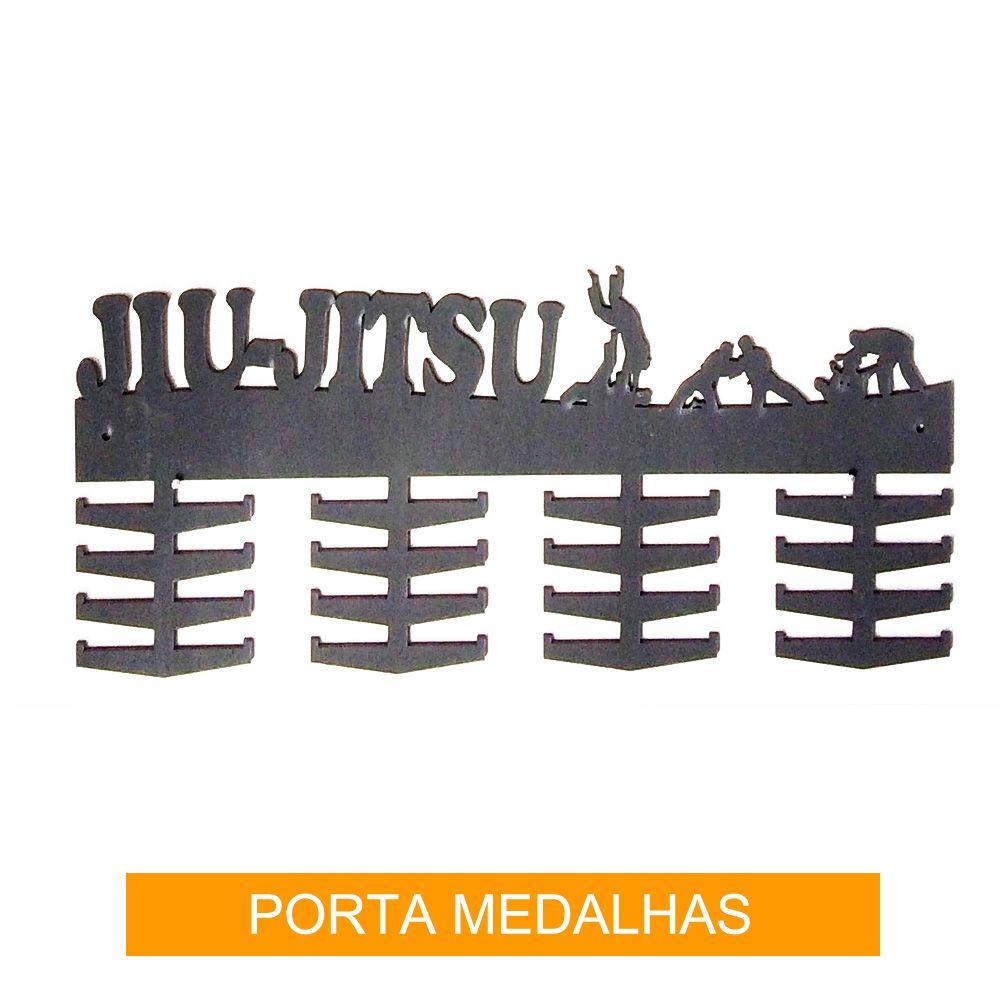 Porta Medalhas para Jiu Jitsu - 32 ganchos - Toriuk