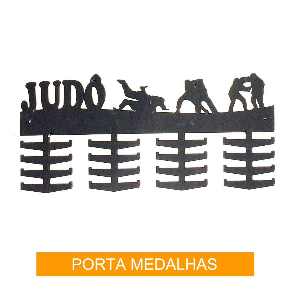 Porta Medalhas para Judo - 32 ganchos - Toriuk
