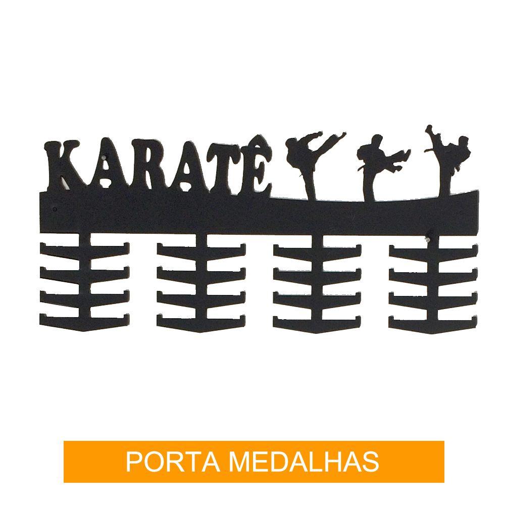 Porta Medalhas para Karate - 32 ganchos - Toriuk