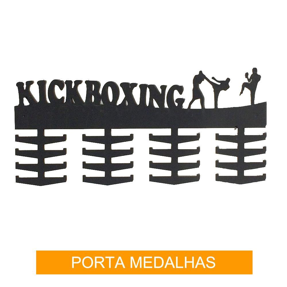 Porta Medalhas para Kickboxing - 32 ganchos - Toriuk