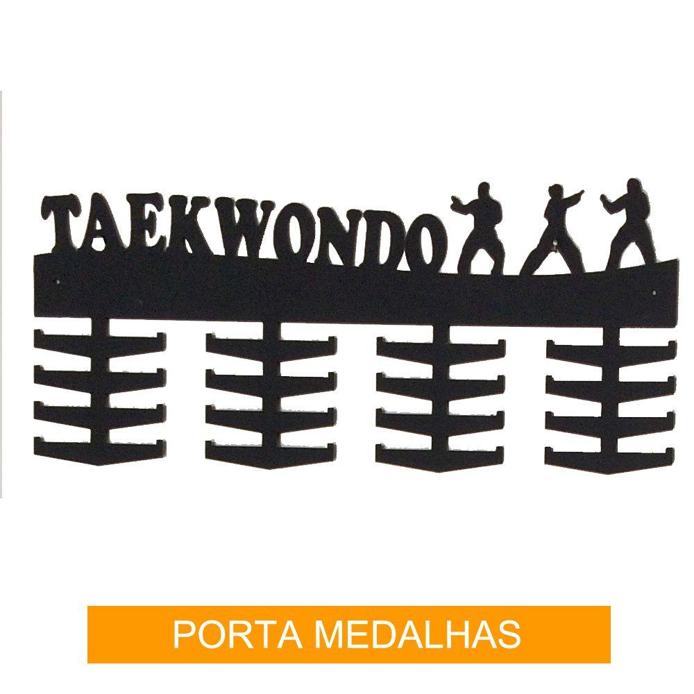 Porta Medalhas para Taekwondo - 32 ganchos - Toriuk