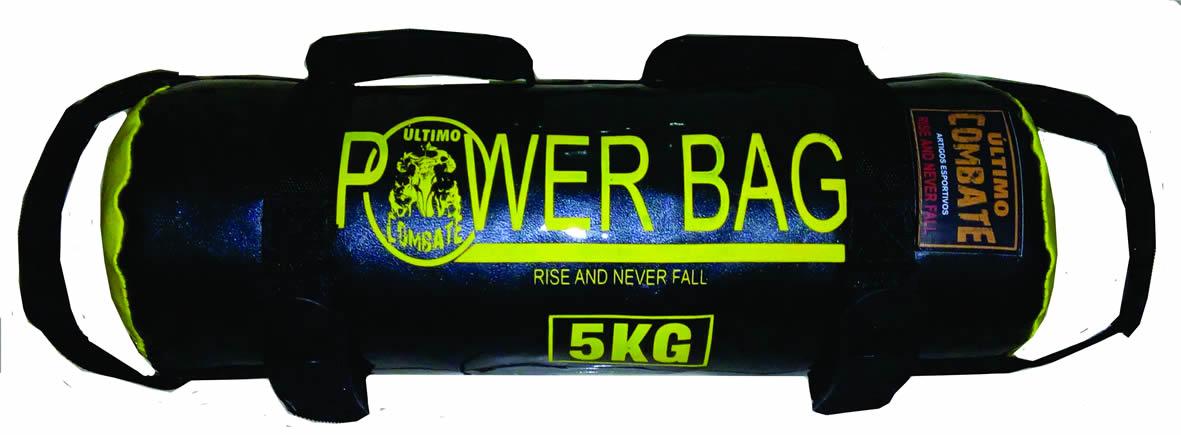 Power Bag / Sand Bag para Treino Funcional - 05/10/15/20 Kg