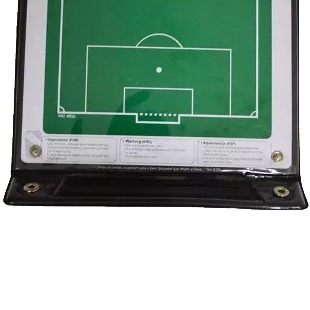 Prancheta Magnética Tática com Imã - Futebol de Campo  - Loja do Competidor