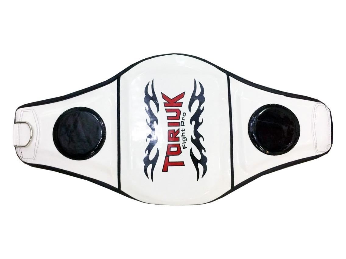 Protetor Abdominal Cinturão Muay Thai - Unid  - Loja do Competidor