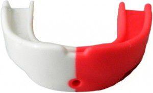 Protetor Bucal Superior - Dual Color - com estojo - Dogma  - Loja do Competidor