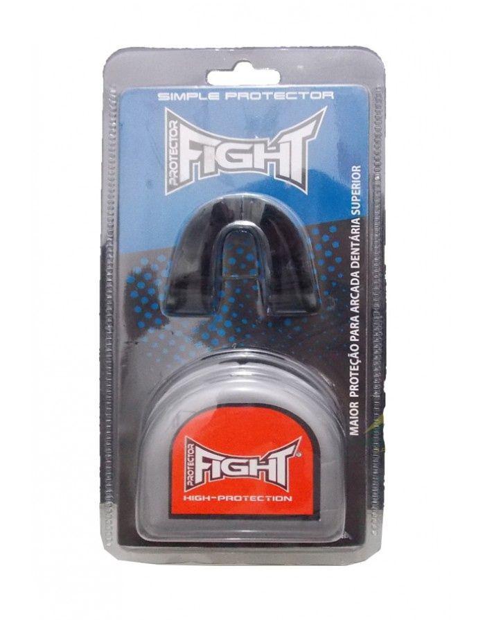 Protetor Bucal Superior - Simples - com estojo - Dogma -  - Loja do Competidor