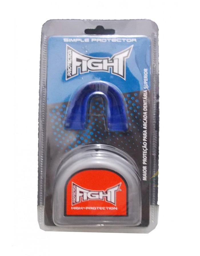 Protetor Bucal Superior - Simples - com estojo - Dogma  - Loja do Competidor