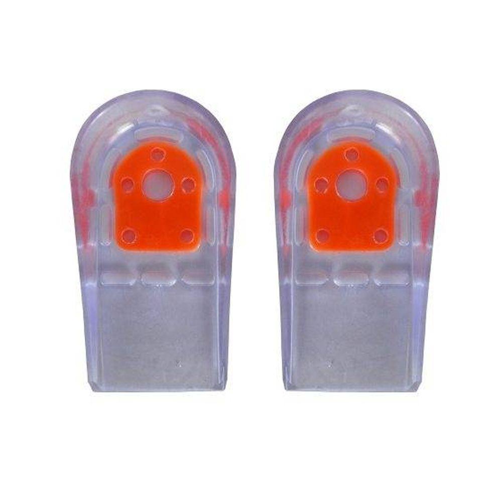 Protetor Calcanhar Calcanheira - Anti-impacto - Gel- Dogma  - Loja do Competidor