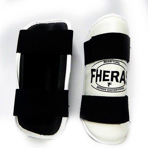 Protetor de Antebraço - Taekwondo - Fheras -  - Loja do Competidor