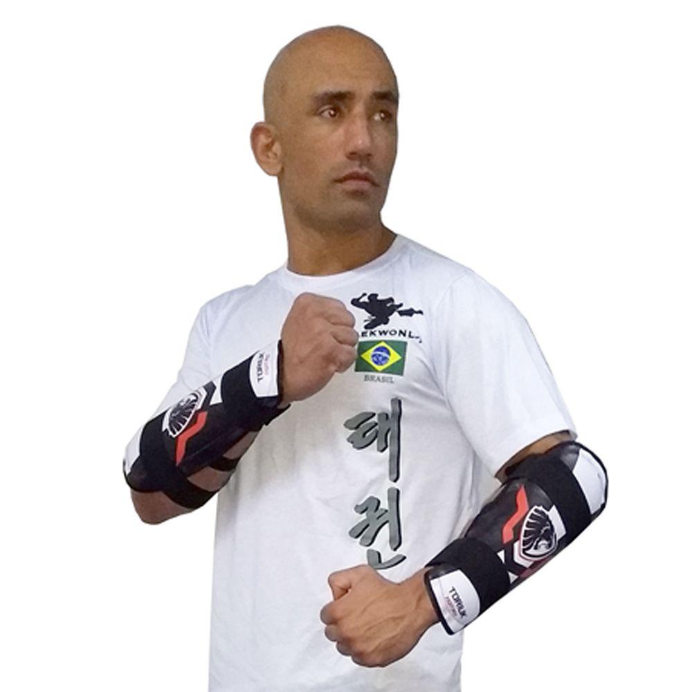 Protetor de Antebraço - Taekwondo / Kung Fu - Lion - Toriuk