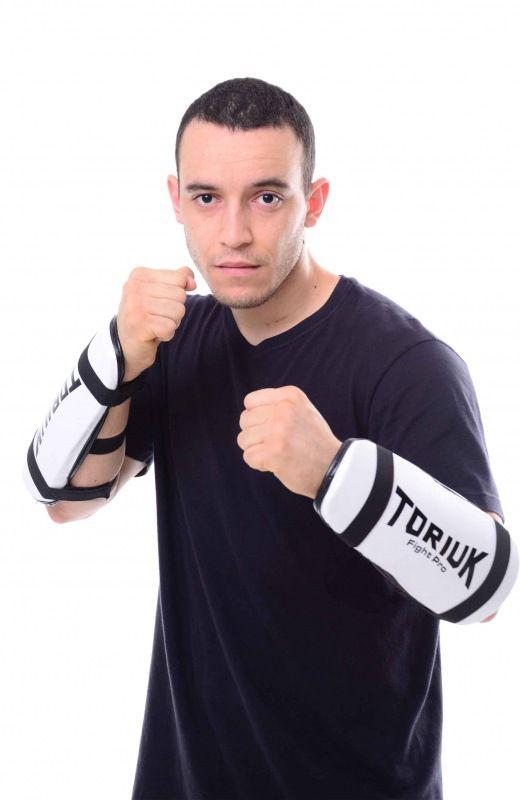 Protetor de Antebraço - Taekwondo - Liso - Toriuk