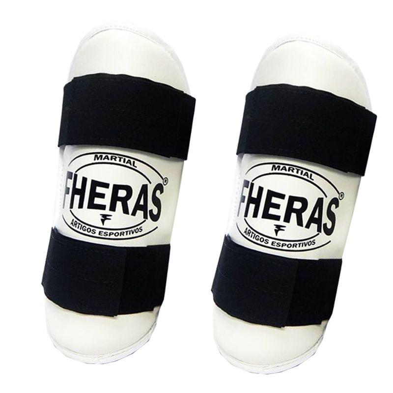 Protetor de Canela Caneleira Taekwondo - Fheras -