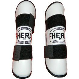 Protetor de Canela Caneleira Taekwondo - Fheras -  - Loja do Competidor