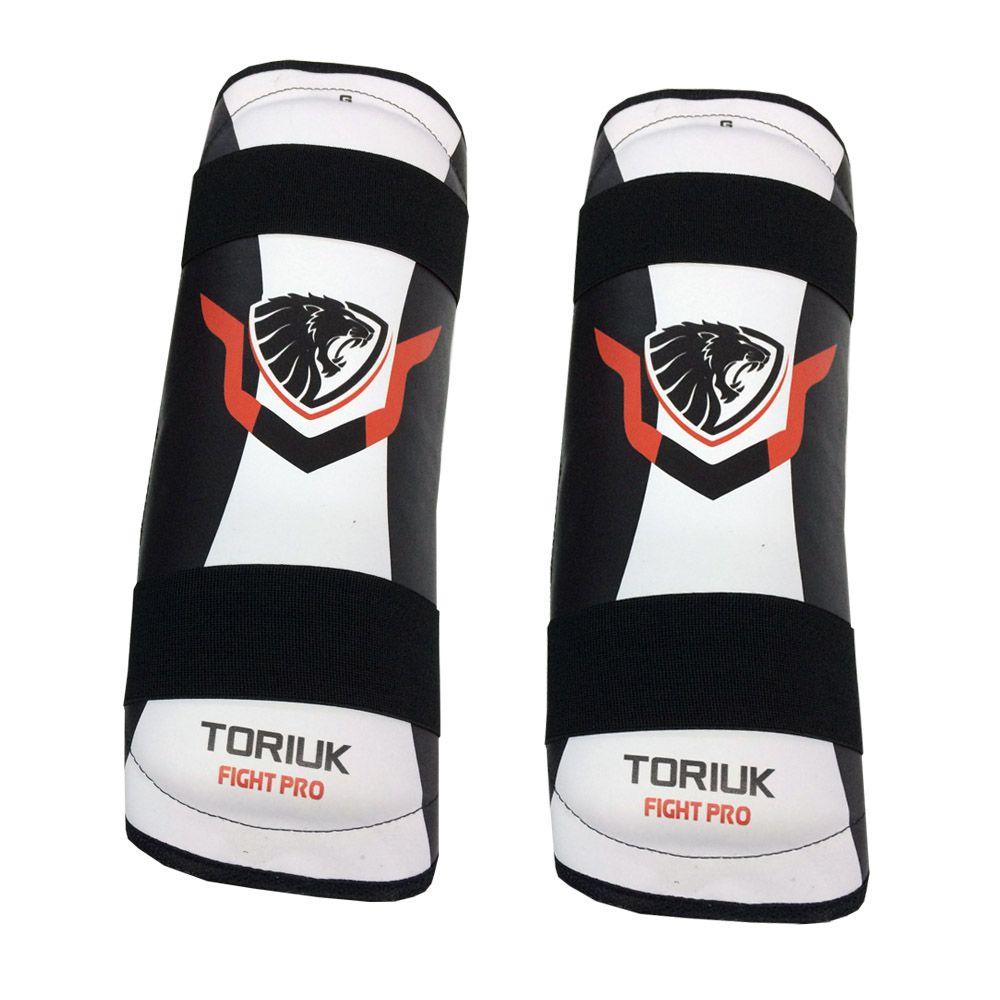 Protetor de Canela - Taekwondo/ Kung Fu/ Karate - sem pé - Lion-  Toriuk -